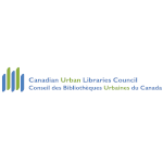 Canadian Urban Libraries Council logo
